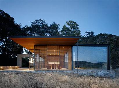 Quintessa Pavilions Warner Architects Walker Archdaily