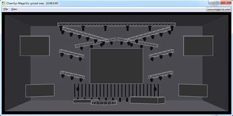 stage lighting simulator free magicvis user manual