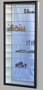 Vitrine Murale Verre : vitrine murale en verre ~ Teatrodelosmanantiales.com Idées de Décoration