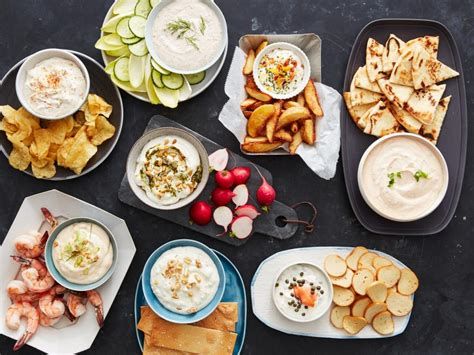 dips cuisine easy dip recipes and ideas food
