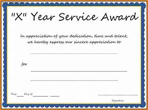 Years of service award templates certificate templates for Years of service award certificate templates
