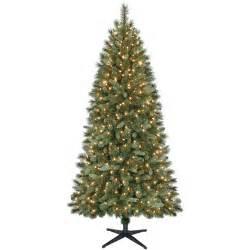 time pre lit 7 39 scottsdale pine artificial t
