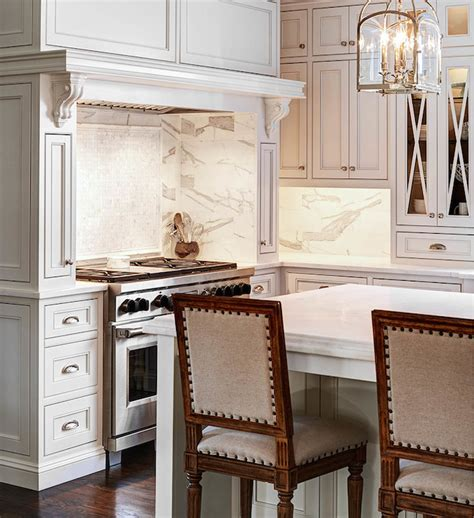 kitchen alcove ideas stove alcove transitional kitchen carolina design
