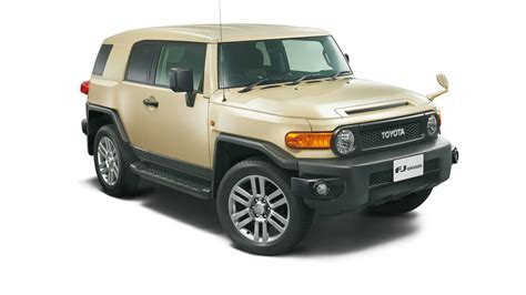 toyota says goodbye to the fj cruiser with this final edition