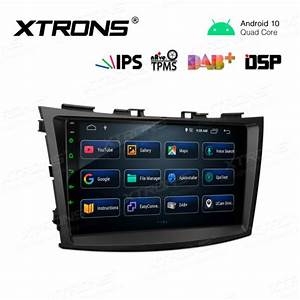 Android 10 0 9 U0026quot  Car Stereo Radio Gps Head Unit Dab For