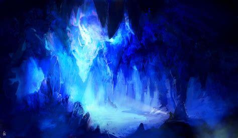 25 Anime Wallpaper Crystal Cave Baka Wallpaper
