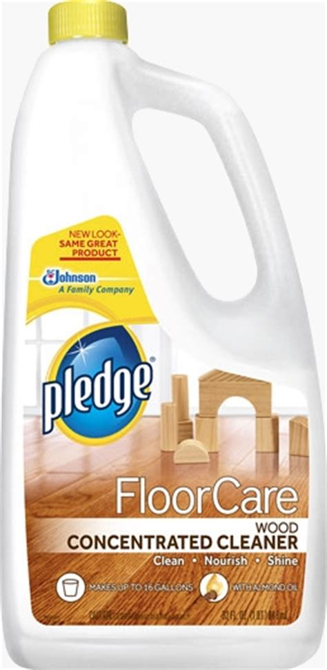 Pledge Hardwood Floor Cleaner Ingredients by Pledge 174 Floorcare Wood Concentrated Cleaner Sc Johnson