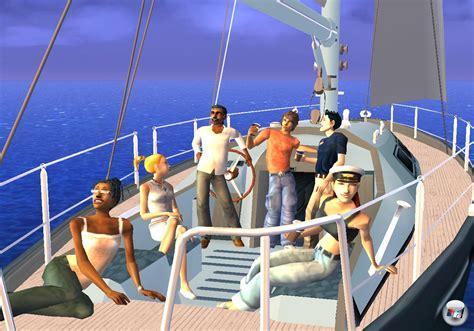 Die Sims 2 Gestrandet Test Simulation Playstation 2