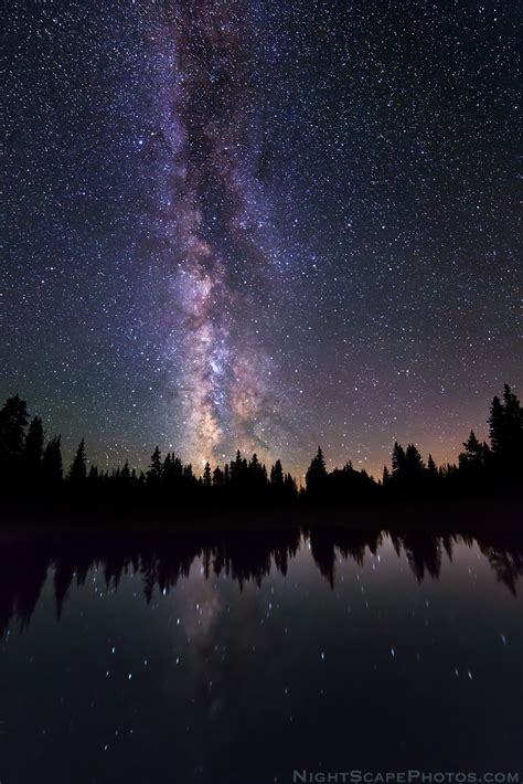 Into The Night Photography Finding Milky Way With Sky