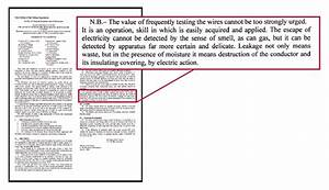 Elecsa  A History Of Testing In The Wiring Regulations