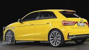 Audi A1 2019 Audi A1 Sportback 2019 Pictures Information Specs