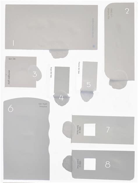 gray paint color with no undertones favorite gray paint colors centsational