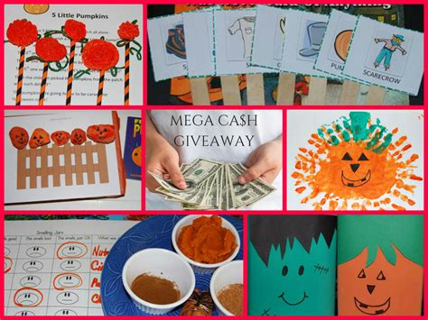 fall theme for preschool 50 pumpkin playful learning 842 | Fall Theme Main Collage