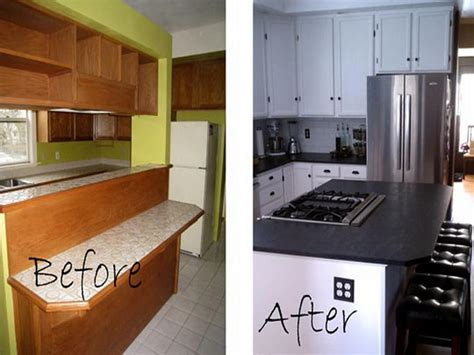 renovation ideas for small kitchens home remodeling diy small kitchen remodel