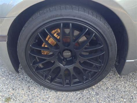 Tenzo R Type M Wheels With Hankook