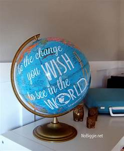 20 Creative Gra... World Globe Quotes