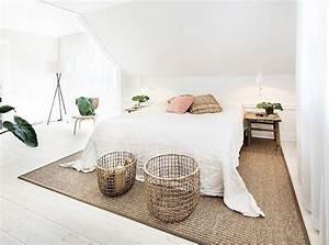 Les 25 meilleures idees concernant chambre minimaliste sur for Tapis chambre ado avec lit style futon