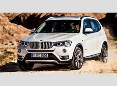 Nuevo facelift del BMW X3