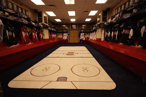 chambre canadien bell centre