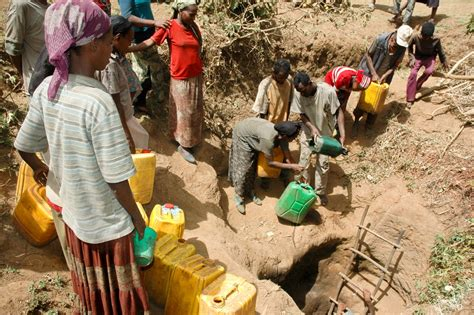 Lack of potable water challenges women and children ...