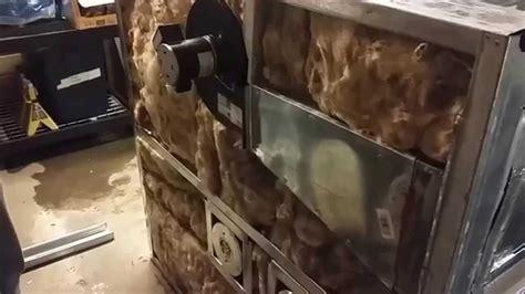 diy powder coating oven build part  youtube