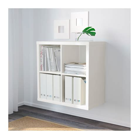 kallax shelving unit white 77x77 cm ikea