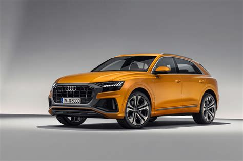 rs q8 spotted at the ring audi s flagship suv gets hotter car magazine