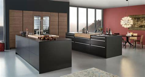 Leicht Küchen Arbeitsplatten by Leicht K 252 Chen B 214 Hm Interieur
