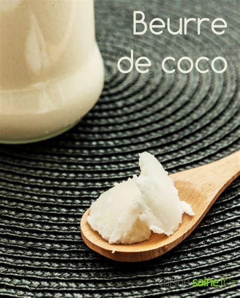 beurre cuisine beurre de coco maison recette ventana