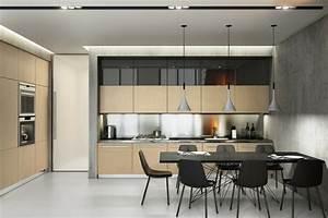 Credence Cuisine Moderne : cr dence de cuisine 35 designs uniques qui vous inspireront ~ Dallasstarsshop.com Idées de Décoration