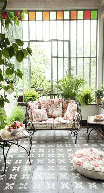 amenager  decorer une veranda