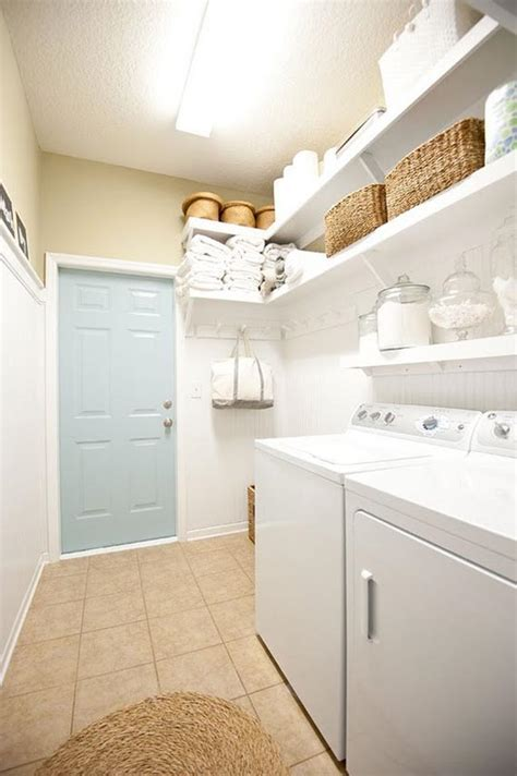 Shelving For Laundry Room Ideas