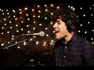 Neon Indian Polish Girl Live on KEXP
