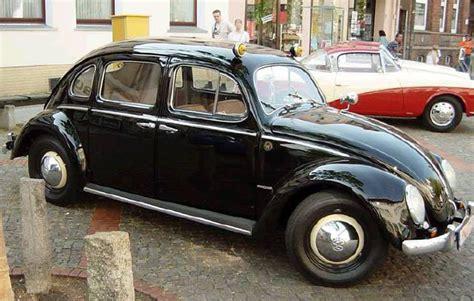 4 Door Volkswagen by Just A Car Rometsch Vw Beetle 4 Door Taxi