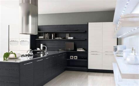 black and white modern kitchen designs 206 lot ou p 233 ninsule 9283