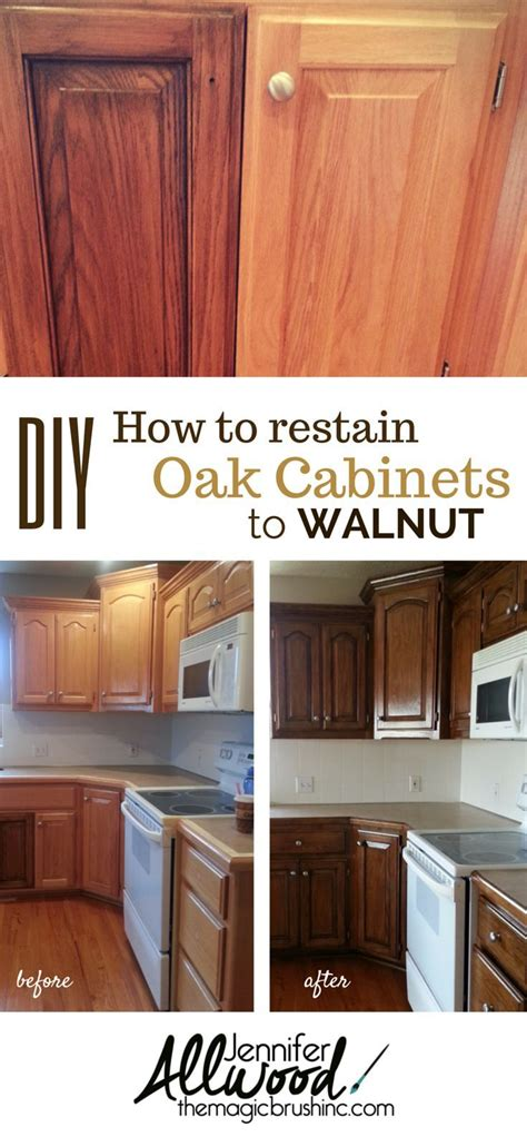 how to stain oak cabinets cabinets and furniture finishes dark walnut stain