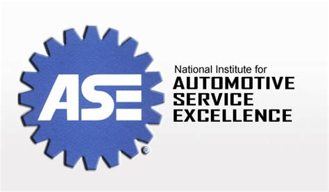 What Does Ase Certified Technician Mean?