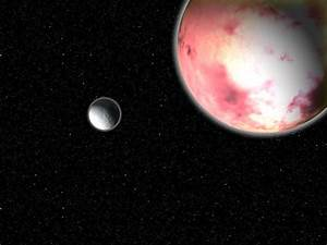 Gas Giant and Moon by smokerscoughjoe on deviantART