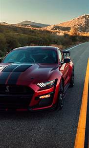 1280x2120 2020 Ford Mustang Shelby GT500 4k iPhone 6+ HD 4k Wallpapers, Images, Backgrounds ...