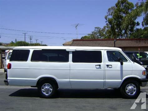 how to fix cars 1996 dodge ram van 2500 parental controls 1996 dodge ram van information and photos momentcar