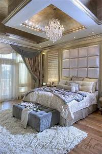LUXURIOUS BEDROOM | This bedroom design is so luxurious ...