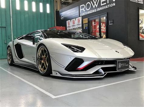 wow rowen international lamborghini aventador  lp
