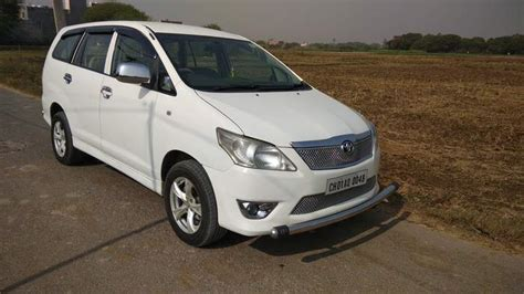 toyota innova    chandigarh  model india