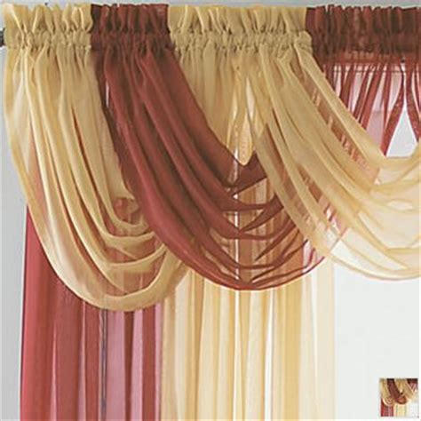Jcpenney Lisette Sheer Curtains by Lisette Sheer Seamless Rod Pocket Coordinates