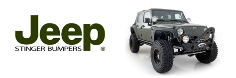 jeep stinger bumper purpose jeep stinger bumpers now 30 off 4wheelonline com