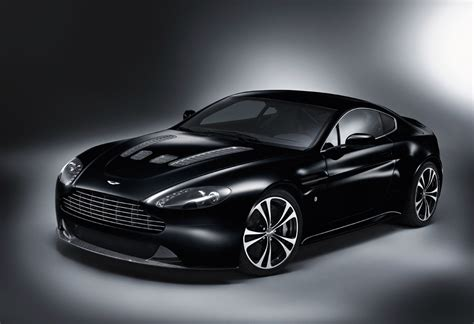 Martin Black by Aston Martin Carbon Black Special Editions Cartype