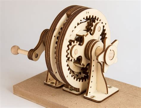 planetary gear laser cut    rob ives
