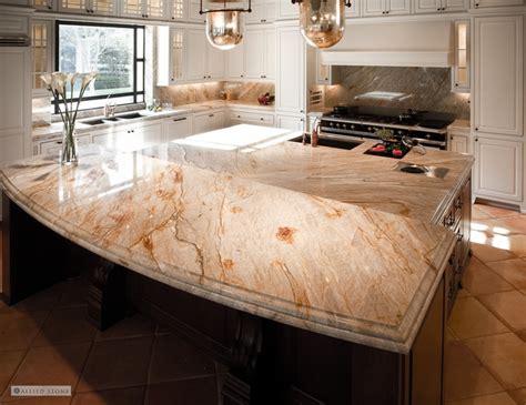 the quartzite kitchen mediterranean