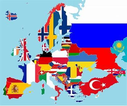 Countries European Arabic Flags Territories Learn Transparent