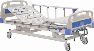 Manual Icu Bed 3 Function  Economy
